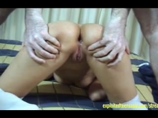 Exclusive Chapter Amanda Filipino Clumsy Teen Gets Her First Anal Gape Shock