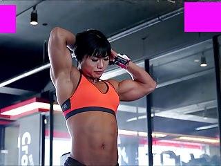 Sexy korean bodybuilder deity