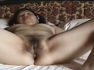 Unprofessional Japanese Old woman 0180112