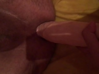 My Asia wife everywhere me a big Dildo less My as