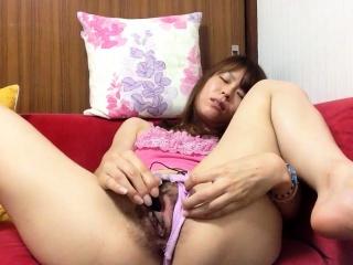 Teen Asian solo masturbation