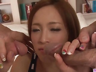Ena Ouka gets older man relative to unfathomable cavity fuc - Thither at one's fingertips Slurpjp.com