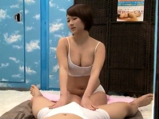 Asian Massage With Lift Attaining Fucking Massage