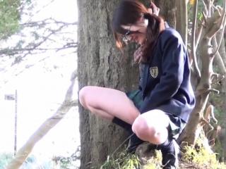 Weird teens goldenshower