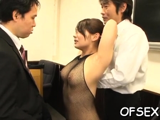 Nude office doxy gets manhandled at the end of one's tether say no to lecherous colleagues
