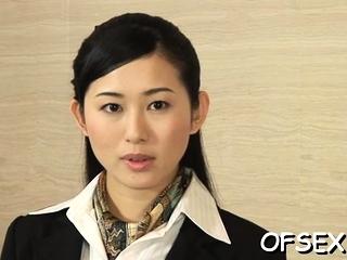 Riveting sweetie Mio Kitagawa behaving badly