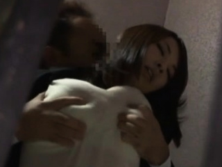Sexy public sex of sinless expecting babe who loves cock