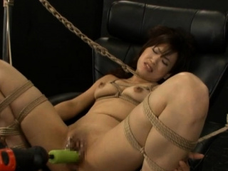 Classy Mari Kamiya is about all over play close by a sex tool