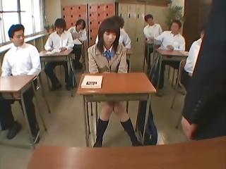 JAV Star Mari Fujisawa messy bukkake