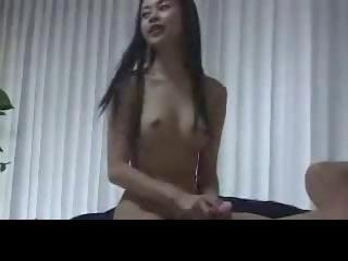 Delicious amateur Filipina babe fucking part5