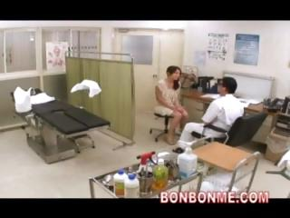 HD Asians tube Doctor