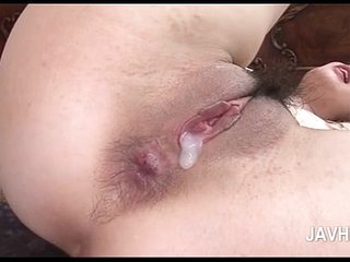 Pretty Asian Anal