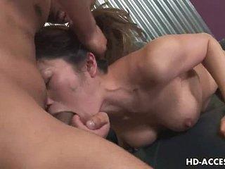 HD Asians tube Petite