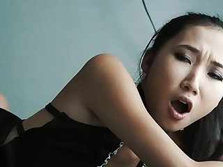 Asian maid does anal - MyTeenMilf