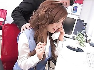41Ticket - Aiko Nagai is the Office Slut (Uncensored JAV)