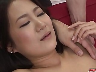Hot japan girl Kyoka Sono fuck with seceral men