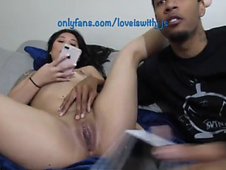 The reason each oriental hotty should have a bbc in her!menacing!threatening!
